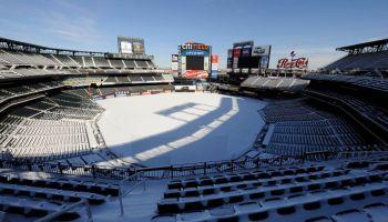 Snow-bound Citi Field NYC 12/3/2019 (Photo: nj.com)