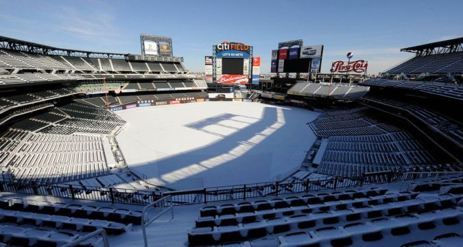 Snow-bound Citi Field NYC 12/3/2019 (Photo: nj.com)
