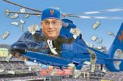Mets: Begone from our Kingdom Wilpons - all hail our new lord Steve Cohen