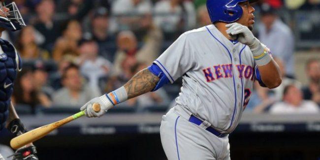 Dominic Smith - Mets pure hitter (Photo: MetsMerized)