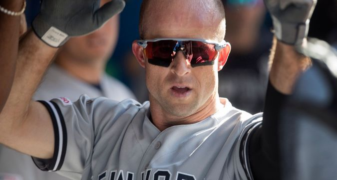 Brett Gardner - On board for 2020 (Photo: New York Post)