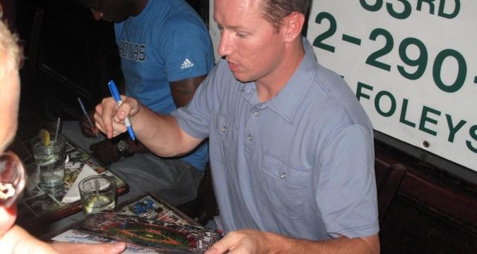 Jeremy Hefner - Mets pitching coach (Photo: baseballhappenings.net)
