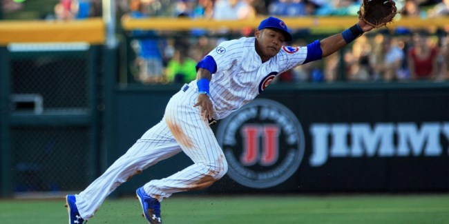 Addison Russell, Yankees target to add depth (Photo: USA Today)
