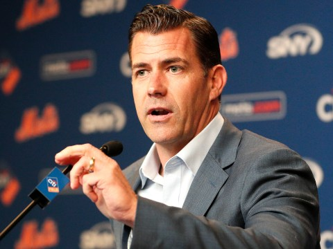 Mets GM Brodie Van Wageneen (Photo: New York Post)