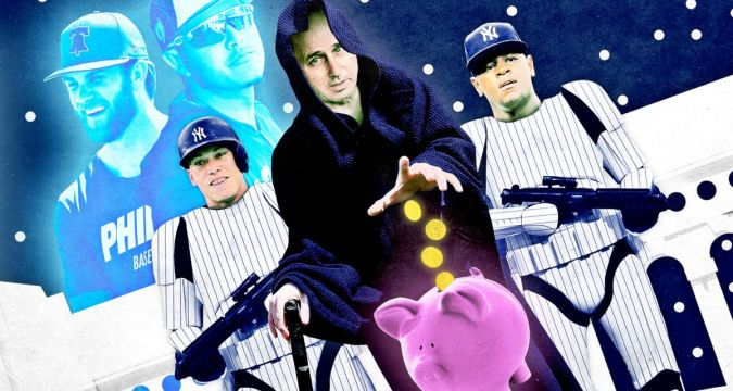Yankees: Big spenders - Hold on (Photo: The Ringer)