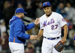 Jeurys Familia - A familiar sight (Photo: Yahoo Sports)
