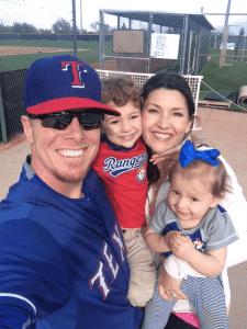 Chase Lambin & Family (Photo: kaplifestyle.com)