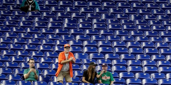 MLB's trumped up attentance problem (Photo: Lynne Sladky/Associated Press)