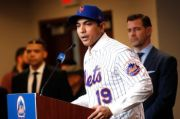Luis Rojas, Mets 2020 Manager (Photo: NY Post)