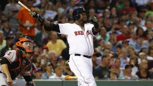 David Ortiz - A Flair For The Dramatic (USA Today)