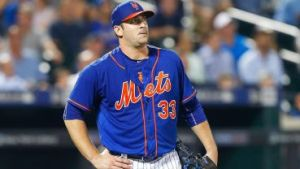 Matt Harvey - If not for 2015 (JIM MCISAAC/GETTY IMAGES)