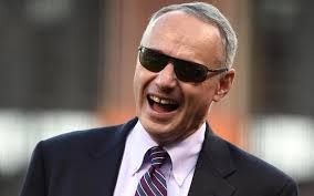 Commissioner Manfred: There's nothing funny about this, Rob (CBS Sports)