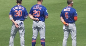 Mets Core Players (Reflections On Baseball)