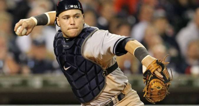 Russell Martin, Yankees 2011 All-Star Catcher
