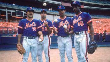 Mets 1986 Rotation