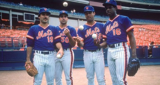 Mets 1986 Rotation