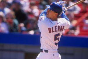 John Olerud - Only Mets lifetime .300 batter