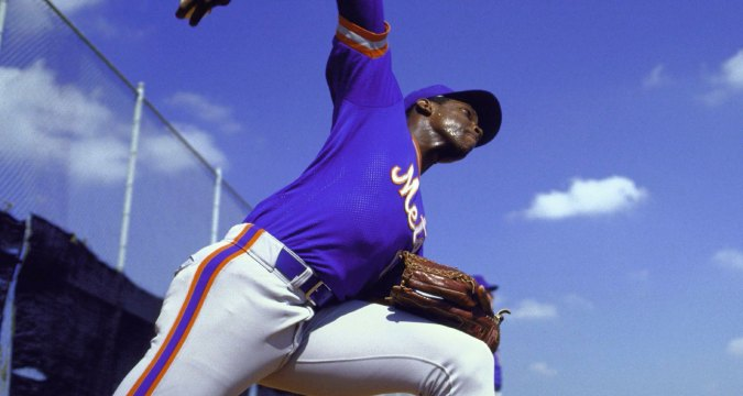 Dwight Gooden: The top of the mountain (SI.com)
