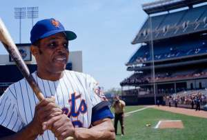 Willie Mays - One More Time 1965 (New York Times)
