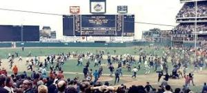 Baseball Nostalgia: 1986 Mets fans storm the field - I was there!