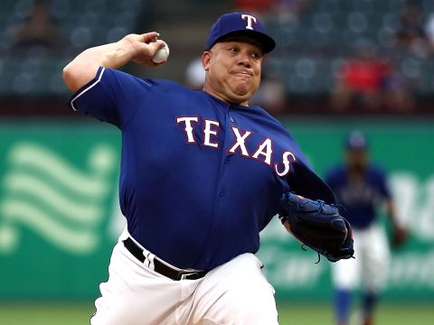 Bartolo Colon wants innings pitched record (NY Post)