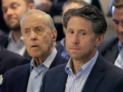Fred Wilpon: The Sale Is On (Seth Wenig AP)