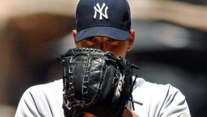 Andy Pettitte - Here it comes, let's see you hit it