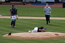 """MLB 2020"""" Misfortune A Moment Away"""