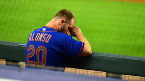 Pete Alonso - Time For Reflection (Newsday)