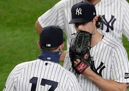 Aaron Boone lifts disappointed Gerrit Cole (NY Post)