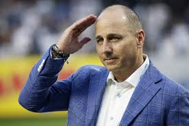Yankees Brian Cashman - Judge and Stanton - A Real Head Scratcher (upi.com)