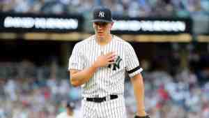Yankees reliever Chad Green - Boone's go-to guy