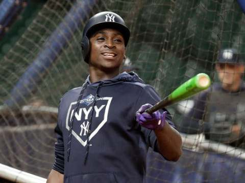 Yankees And Didi Gregorius In Better Days (NY Times)