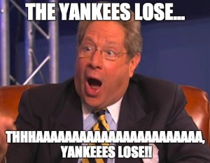 Yankees lose - is there anything else to say?