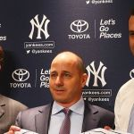 Yankees Top Brass (Mike Strobe - Getty Images)