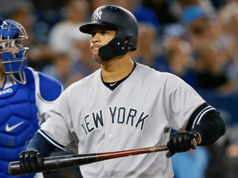 Aaron Boone - Gary Sanchez's Chronic Enabler (Getty Images)