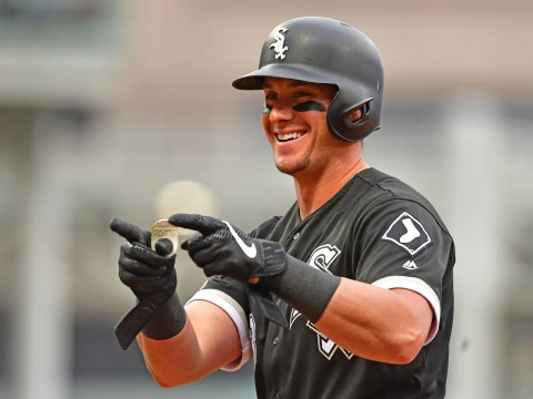 Free-Agent Target James McCann corralled by Mets