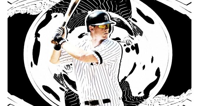 Yankees elusive butterfly - DJ LeMahieu 2021