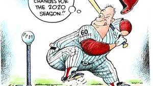 MLB 2021 Postseason Rules Not Determined