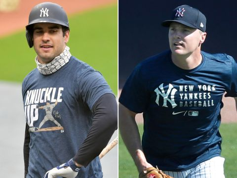 Yankees Roster Battle: Mike Tauchman and Jay Bruce (NY Post)