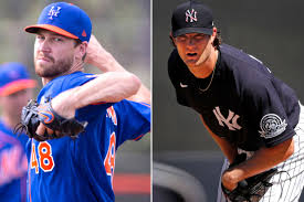 Jacob deGrom and Gerrit Cole - New York's Elite (NY Post)