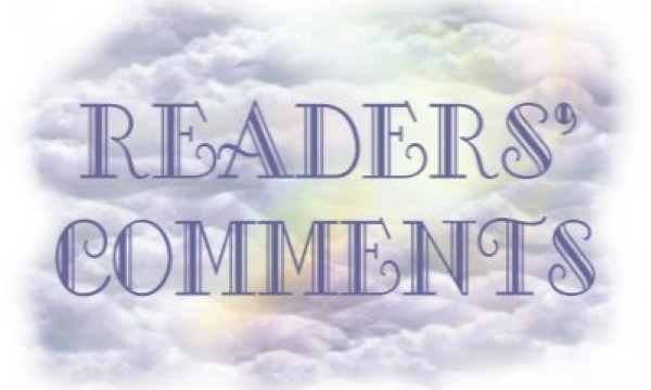 Reader Comments - Reflections On Baseball