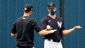 Yankees <a rel=Aaron Boone at the helm - is it good enough?