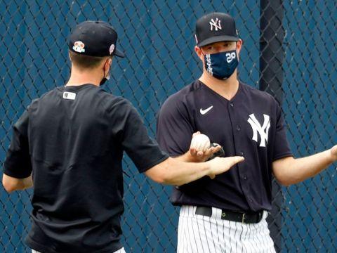 Yankees Corey Kluber set to revitalize his career (ESPN)