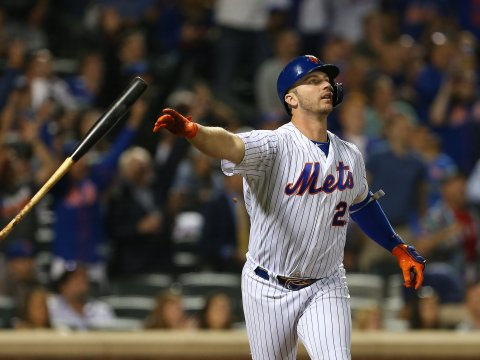 Mets Pete Alonso - All or Nothing (NY Times)