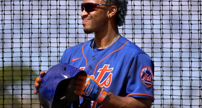 Mets Face Of The Team - Francisco Lindor (Jeff Roberson/Associated Press)