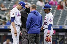 Jacob deGrom knew it was time...