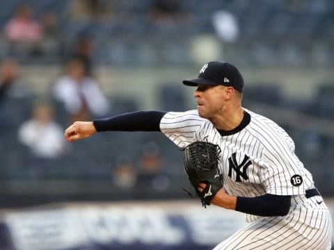 Yankees Starter Corey Kluber (Noah K. Murray AP)