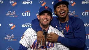 Mets McNeil And Lindor best of Bro's - hope