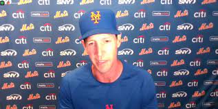 Mets Hitting Coach Hugh Quattlebaum in there to help